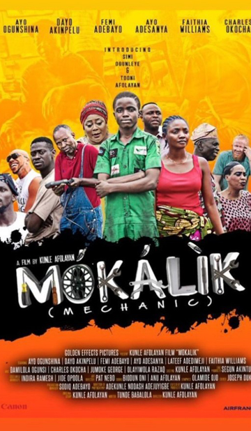 Netflix acquires Kunle Afolayan's movie, Mokalik
