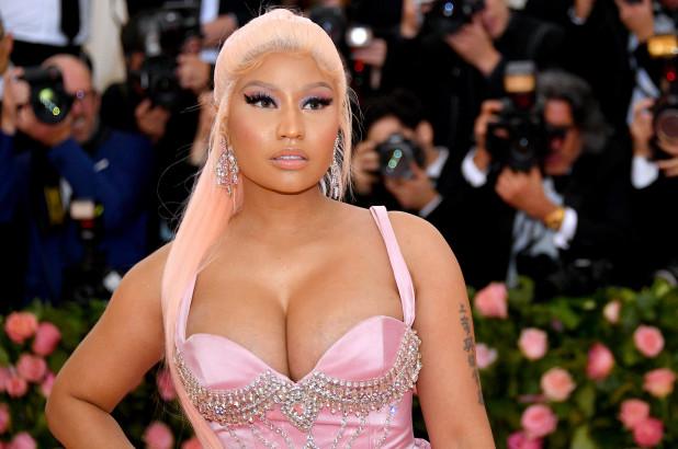 Nicki Minaj cancels concert in Saudi Arabia over women's rights concerns