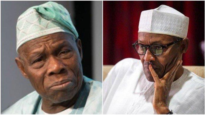 Again, Obasanjo writes Buhari, says Nigeria reached tipping point