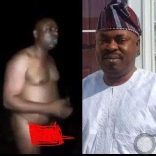 Man caught bathing at night in market place, becomes Osun State speaker