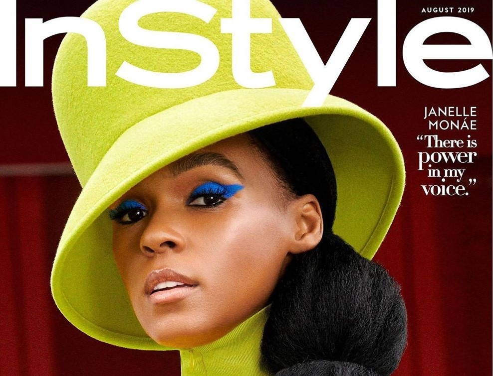 Janelle Monae talks being liberated in Instyle magazine