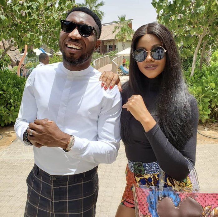 Fatoyinbo didn't wed my wife and I – Timi Dakolo debunks rumours, shares video
