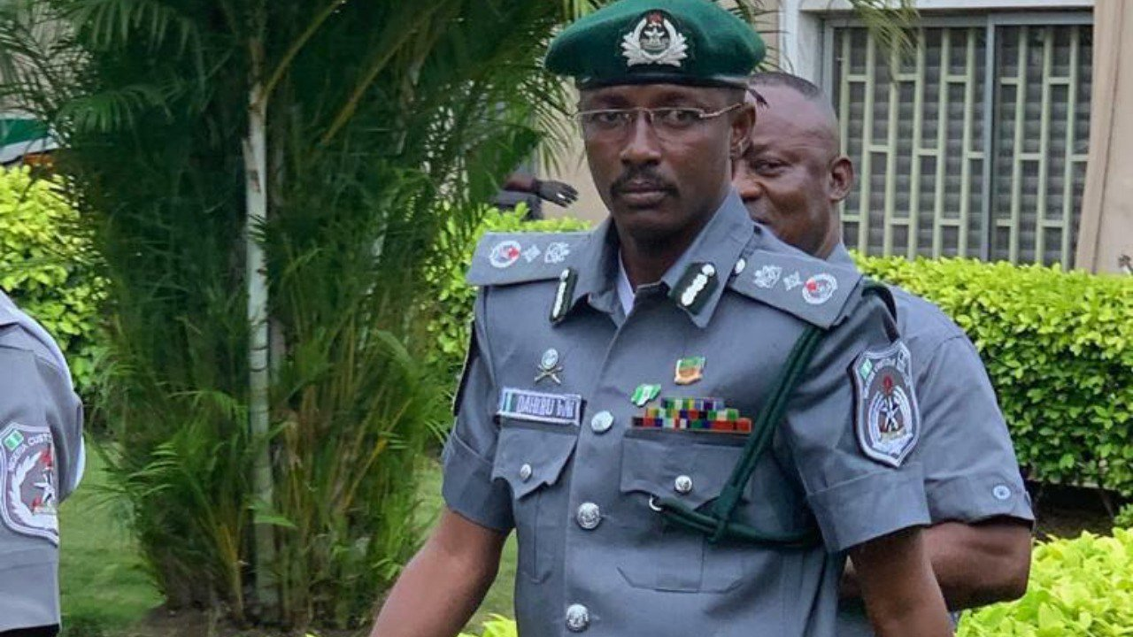 Customs officer who promoted self to DCG, undergoes psychiatric evaluation