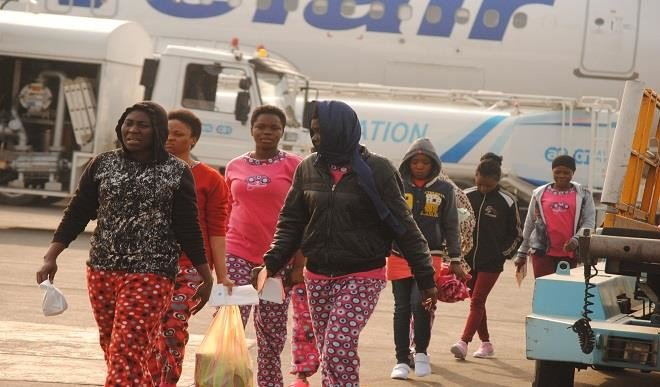 Controversy dogs millions meant for training repatriated Nigerians