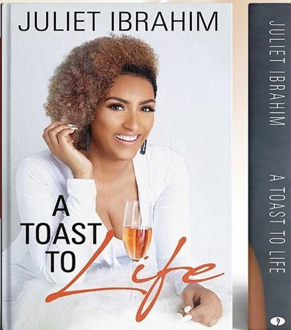 Juliet Ibrahim bares it all in new memoir, 'A Toast To Life'