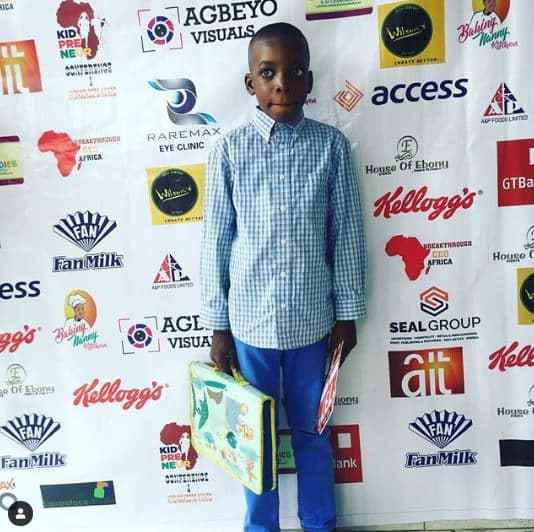 9-year-old Basil Okpara builds over 30 mobile games