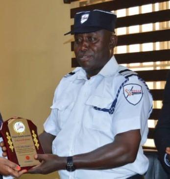 Igbo security guard, William Okogbue rewarded for returning $10,000
