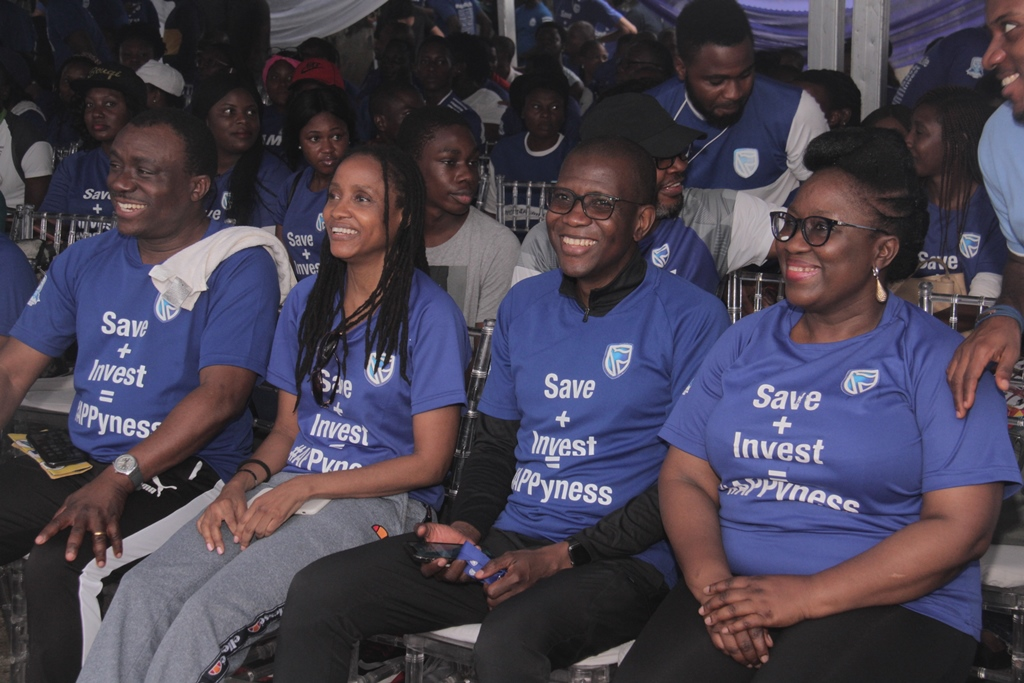 Stanbic IBTC promotes healthy living among employees