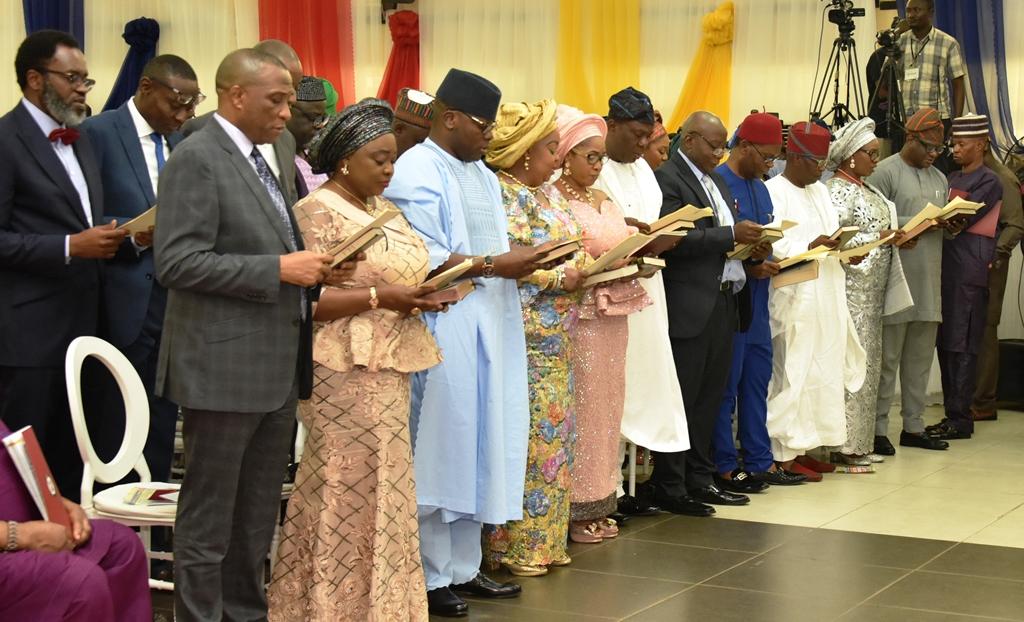 Lagos gov, Sanwo-Olu assigns portfoliosto commissioners, SAs