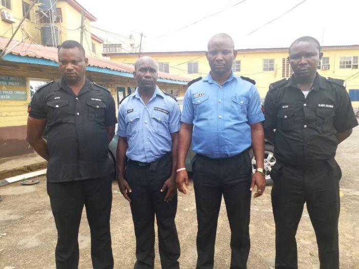 Police arrest officers who killed phone thieves in Lagos