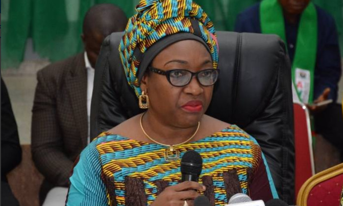 Buhari rejects HoS, Winifred Oyo-Ita's early retirement