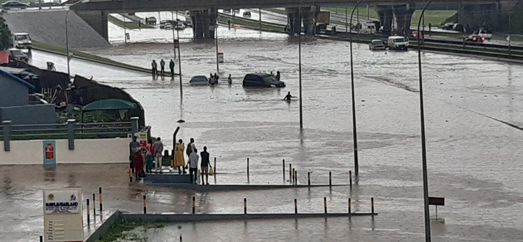 FCT court finance director drowns in Abuja flood