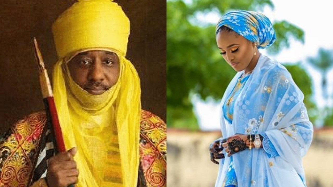 Emir of Kano receives 4th wife from UK