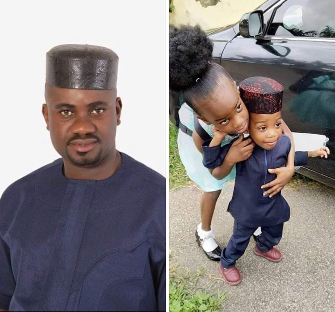 Abia commissioner, Adiele Ekeke buries wife, two kids who died in accident