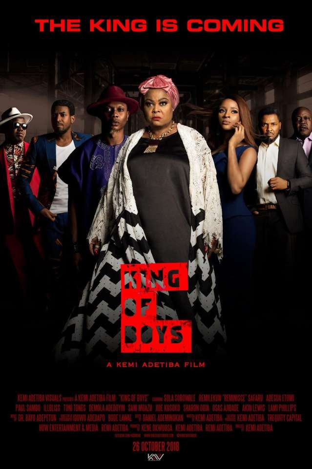 'Delivery Boy', 'King of Boys' lead nominations for AMAA 2019