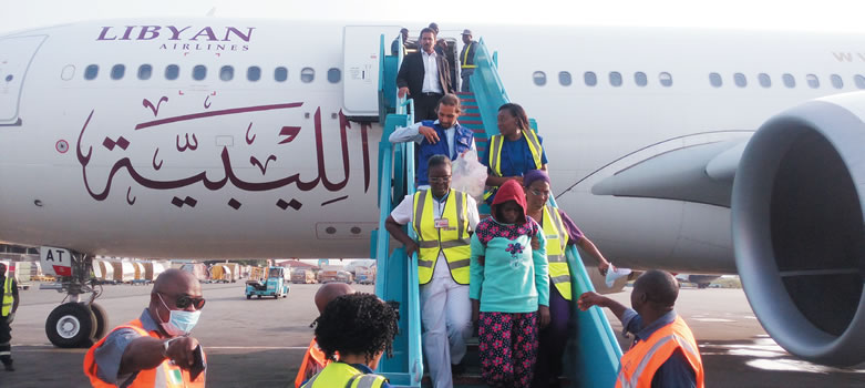 Life, more difficult in Nigeria – Libya returnees lament