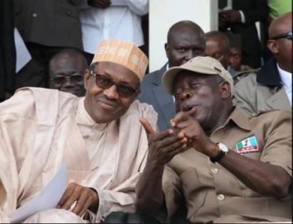 He is no more 'Baba Go Slow' but 'Baba Fast' – Oshiomhole on Buhari's 100 days