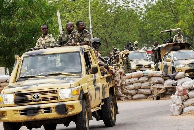 Boko Haram attacks military convoy, steals cash, equipment