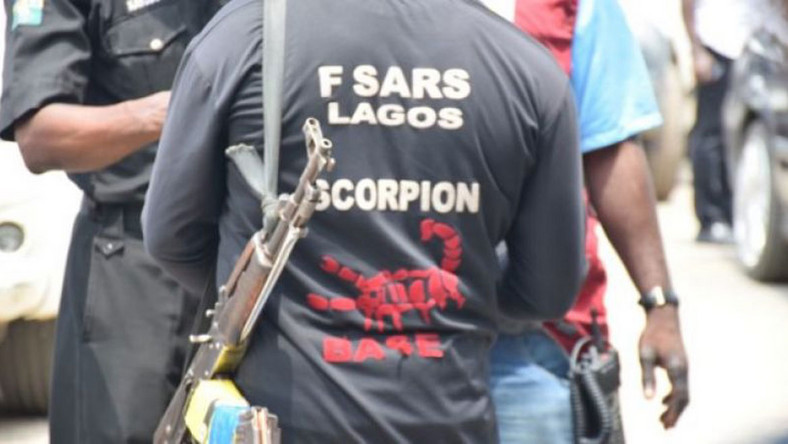 Inside SARS 'dark room' where suspects are beaten, electrocuted