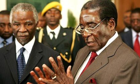 US, UK asked South Africa for help to remove Mugabe — Mbeki reveals