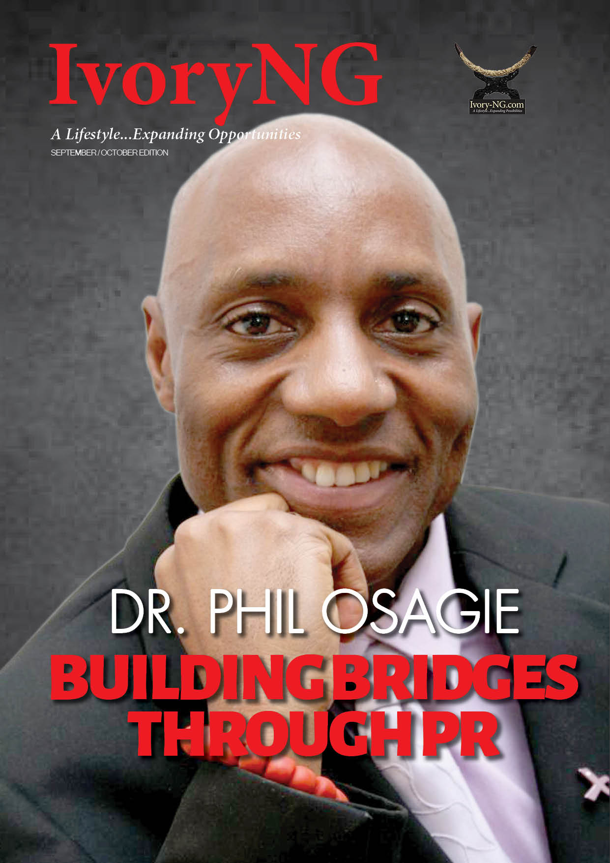 Dr. Phil Osagie: Building Bridges Through PR