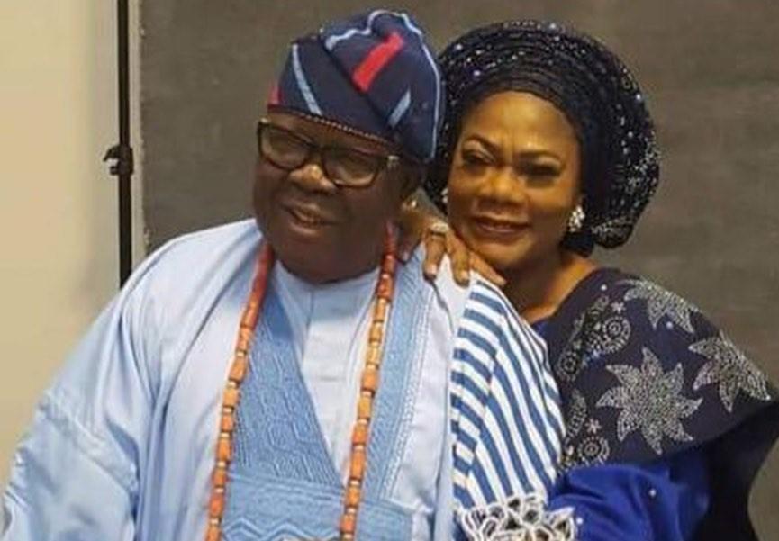 Osun ex deputy gov, Grace Titi Laoye-Tomori gives love a second chance