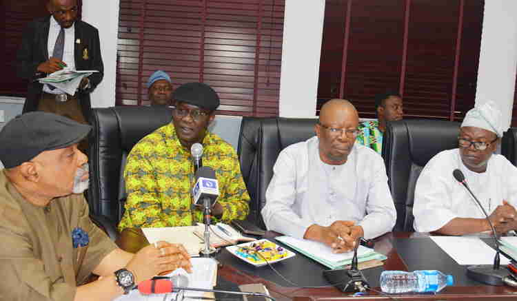 FG, labour reach adjustment agreement for wages structures