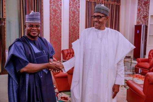 Buhari asks senate to approve N10bn for Kogi one month to election