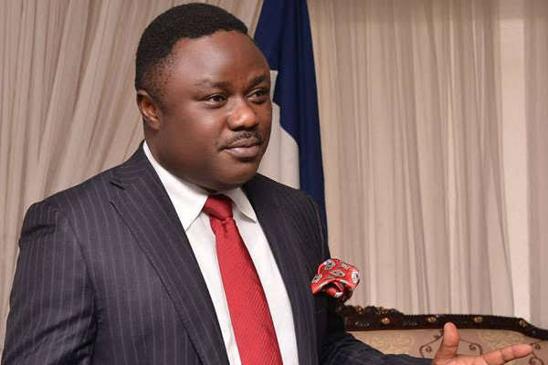 Gov Ayade increases number of SAs to 140