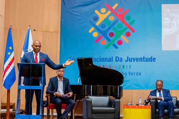 Entrepreneurship entails hard work, discipline and sacrifice – Elumelu tells Cape Verdean entrepreneurs