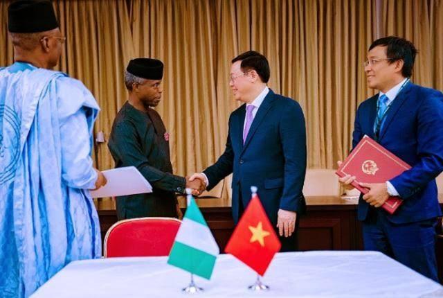 Nigeria, Vietnam agree on visa waiver for diplomatic passport holders