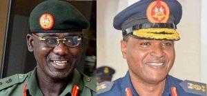 Buratai, Air Force chief establish military universities