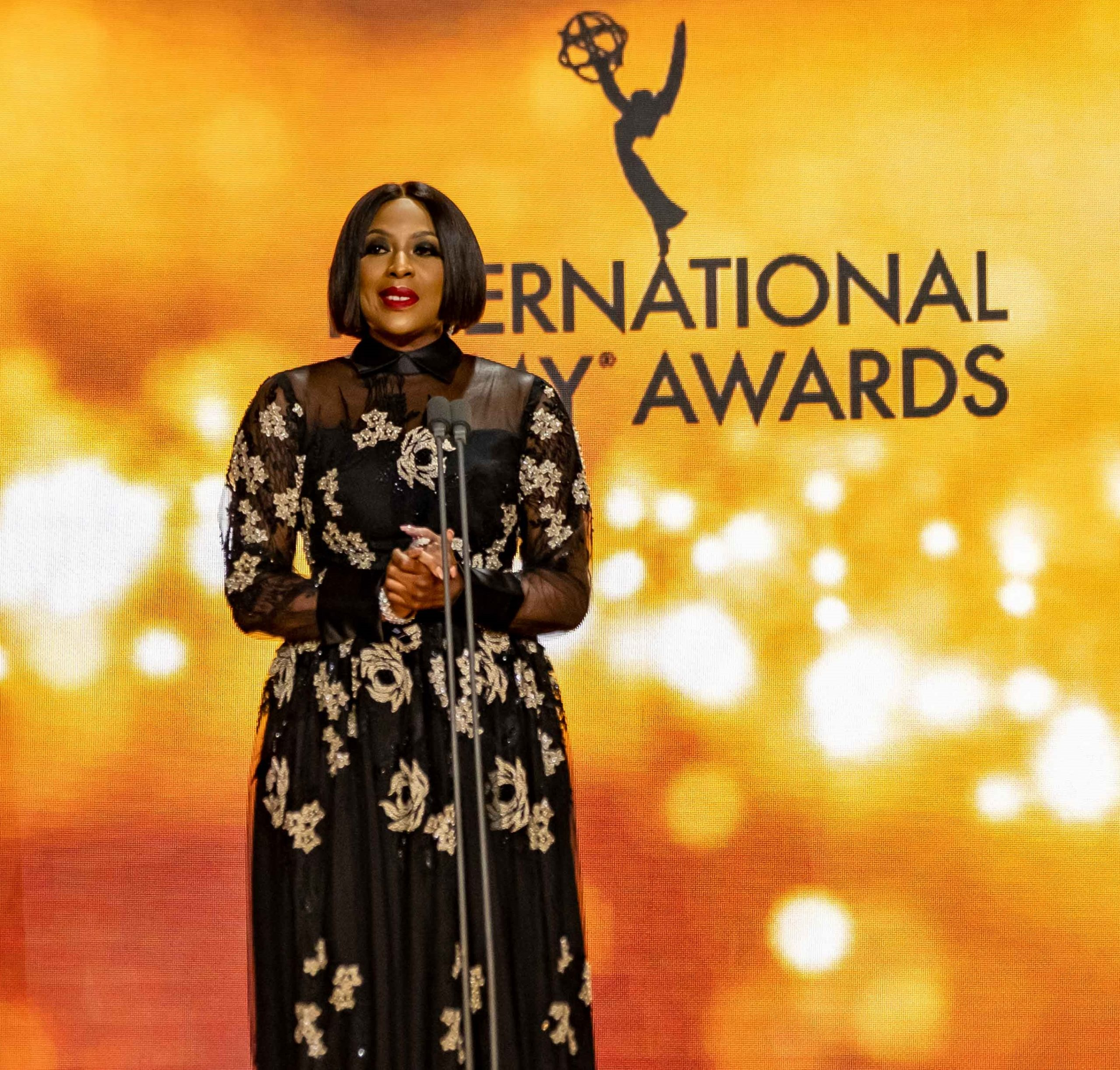 Mo Abudu becomes first African to Chair the Int'l Emmy Awards Gala
