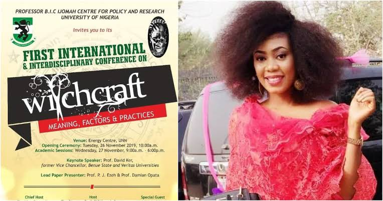 UNN to host conference on witchcraft as lady kick against it