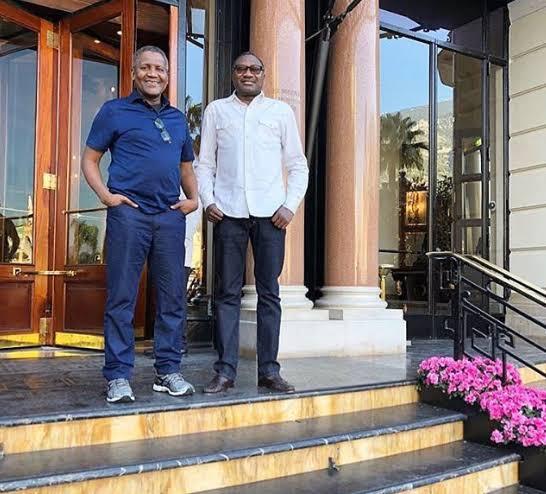 "N5bn donation: Omokri drags Indimi, late Mai Deribe and Daura, says ""Otedola has put Northern billionaires to shame"""