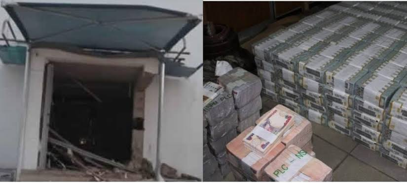 Image result for Police arrest two bank staff over bank robbery attack in Oye-Ekiti