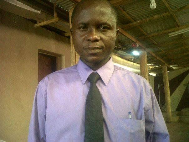 First Weekly Magazine editor, Dipo Awojobi arrested by police