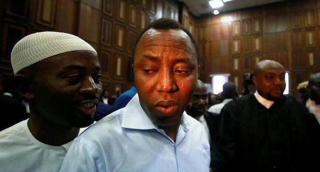 Revealed! Funtua, Amuka, Obaigbena part of FG/DSS secret visit to Sowore