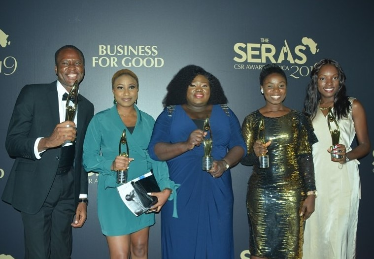 Access Bank emerges biggest winner at SERAS CSR Awards Africa 2019