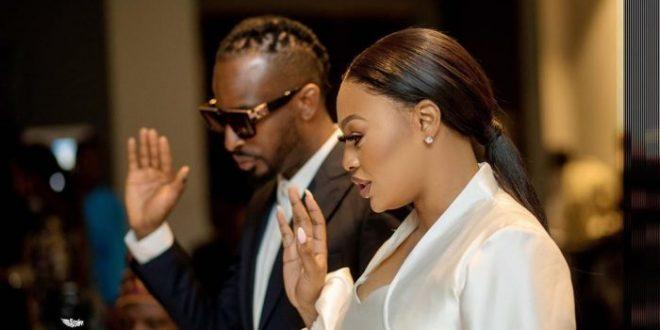 9ice gives marriage a third trial with babymama, Olasunkanmi Ajala