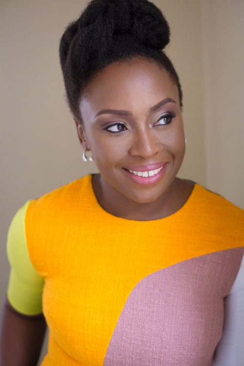 Chimamanda Ngozi Adichie is IvoryNG person of the decade. Here is why!