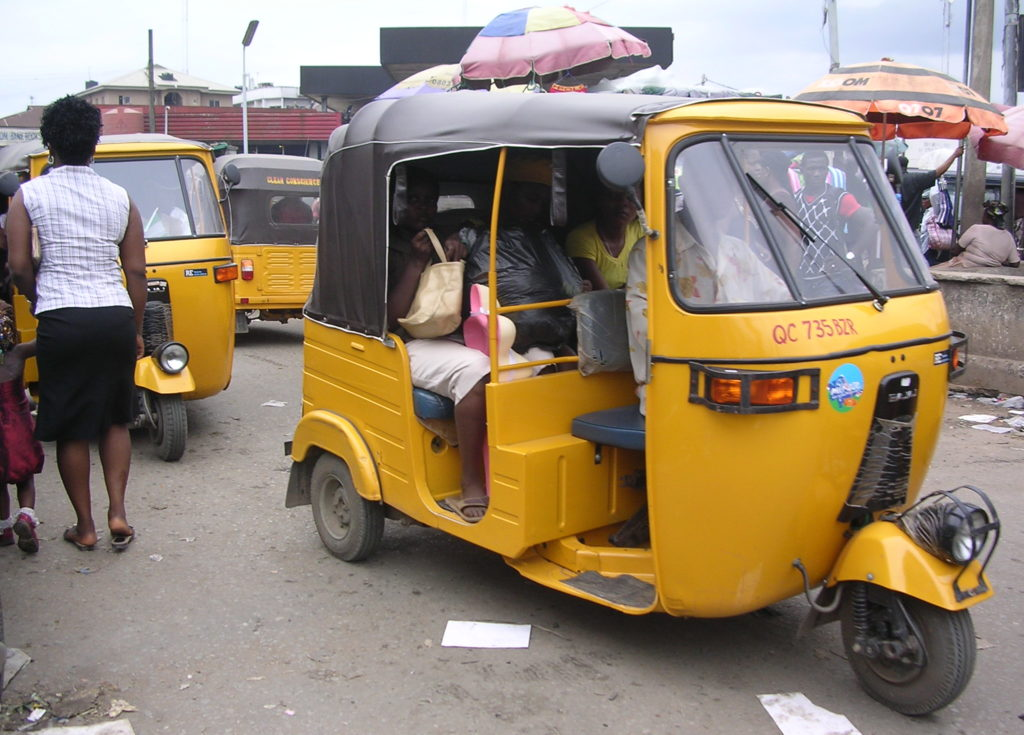 Ganduje suspends ban on opposite sexes boarding same tricycle