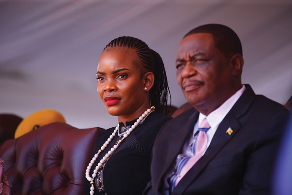 Wife of Zimbabwe's VP arraigned for attempted murder, fraud