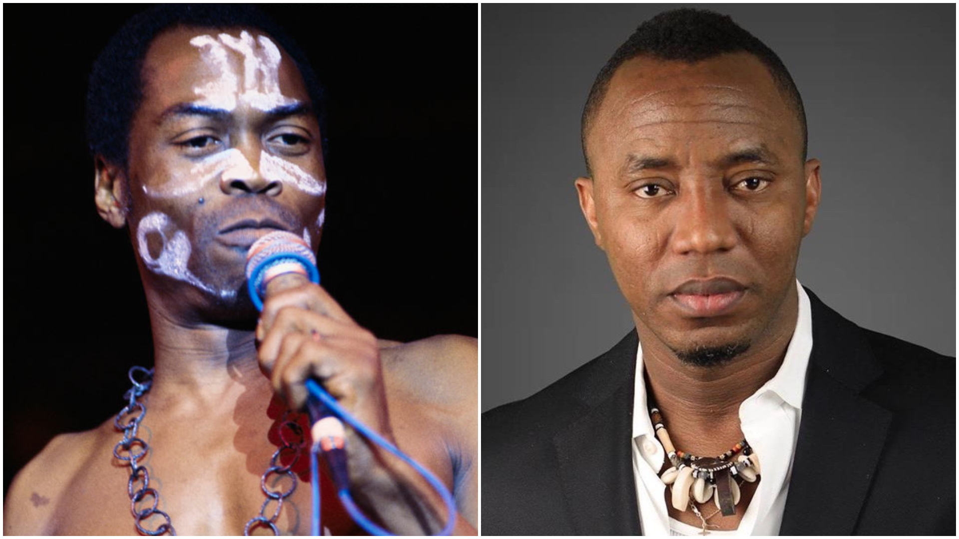 NDLEA injected Fela with poison – Dede Mabiaku reveals, says he fears for Sowore