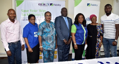 Fidelity bank celebrates Christmas for 13 lucky customers with N19m