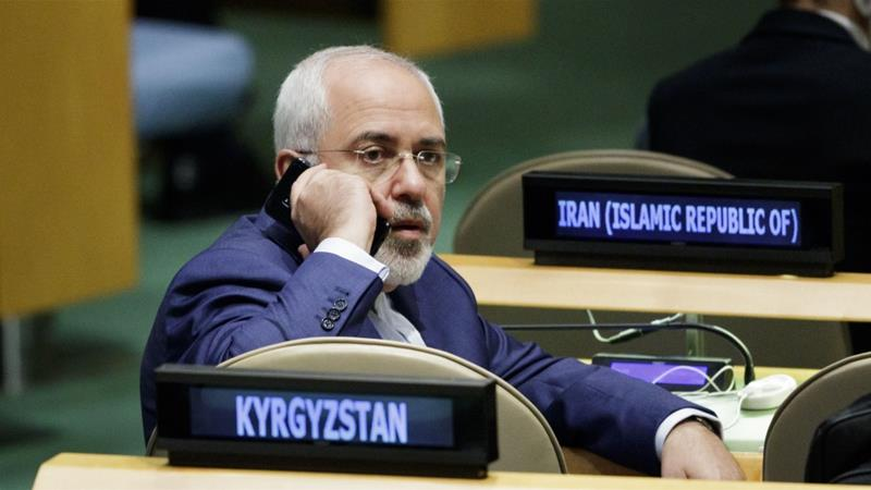 US denies Iran's foreign affairs minister visa to UN HQ