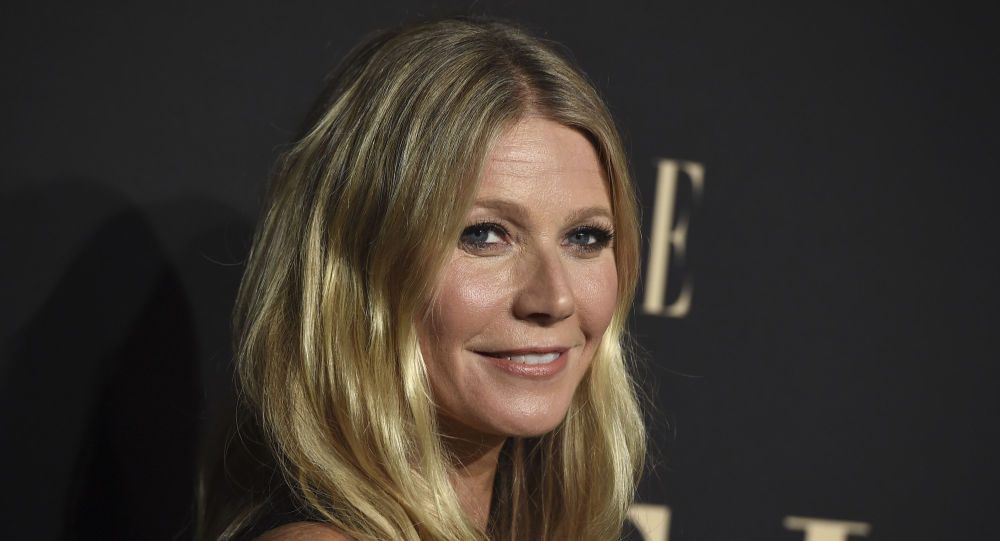 Gwyneth Paltrow produces vagina-scented candles