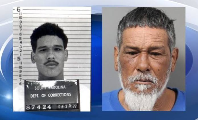 Escaped South Carolina convict recaptured after 40 years on the run