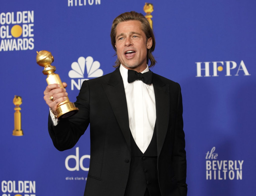 Golden Globes 2020: Brad Pitt takes his first win in over two decades of acting + full list of winners