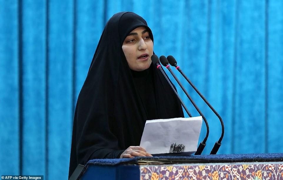 Slain Iran general's successor, daughter vow revenge